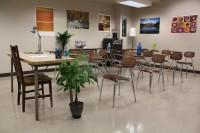 Photo via UW/'non-geeky' science classroom