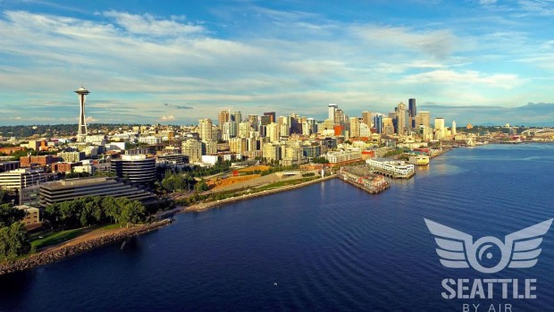 Photo via Seattle by Air