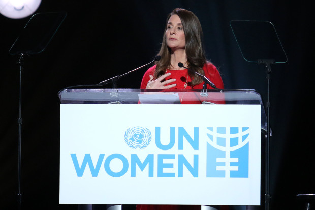 Melinda Gates is expected to further her work on women's issues through her new Pivotal Ventures executive office. (JStone / Shutterstock.com)