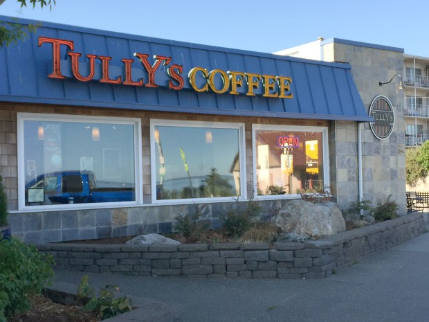 tully's cafe