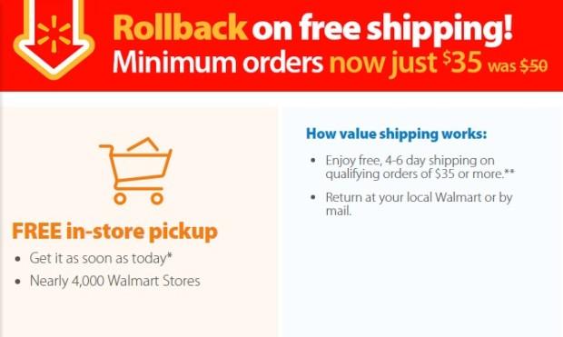 walmart shipping 35