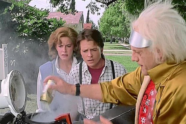 13 - Back To The Future