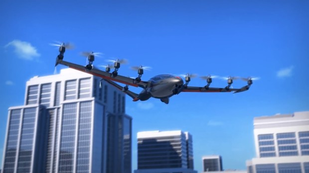 Flying Cars Cheaper Than Uber It Could Happen NASA Says GeekWire