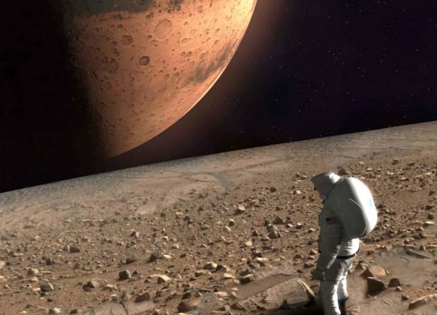 Nasa Orion Phobos or bust: 'Hum...