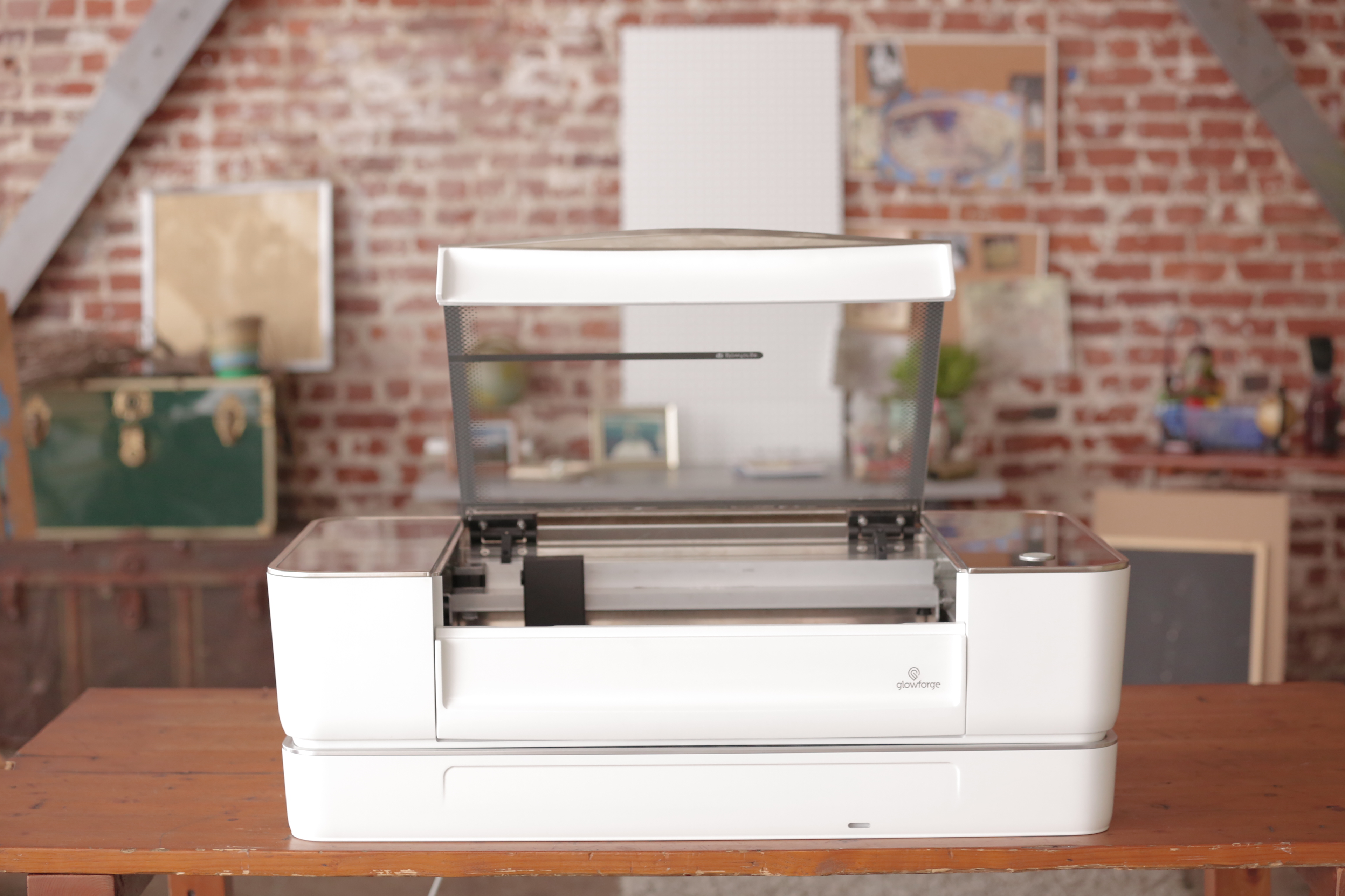 Glowforge: The 3D Laser Printer that Broke Crowdfunding Records