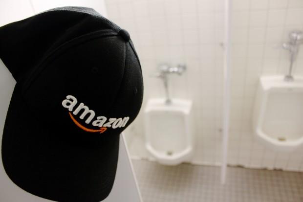 Amazon bathrooms