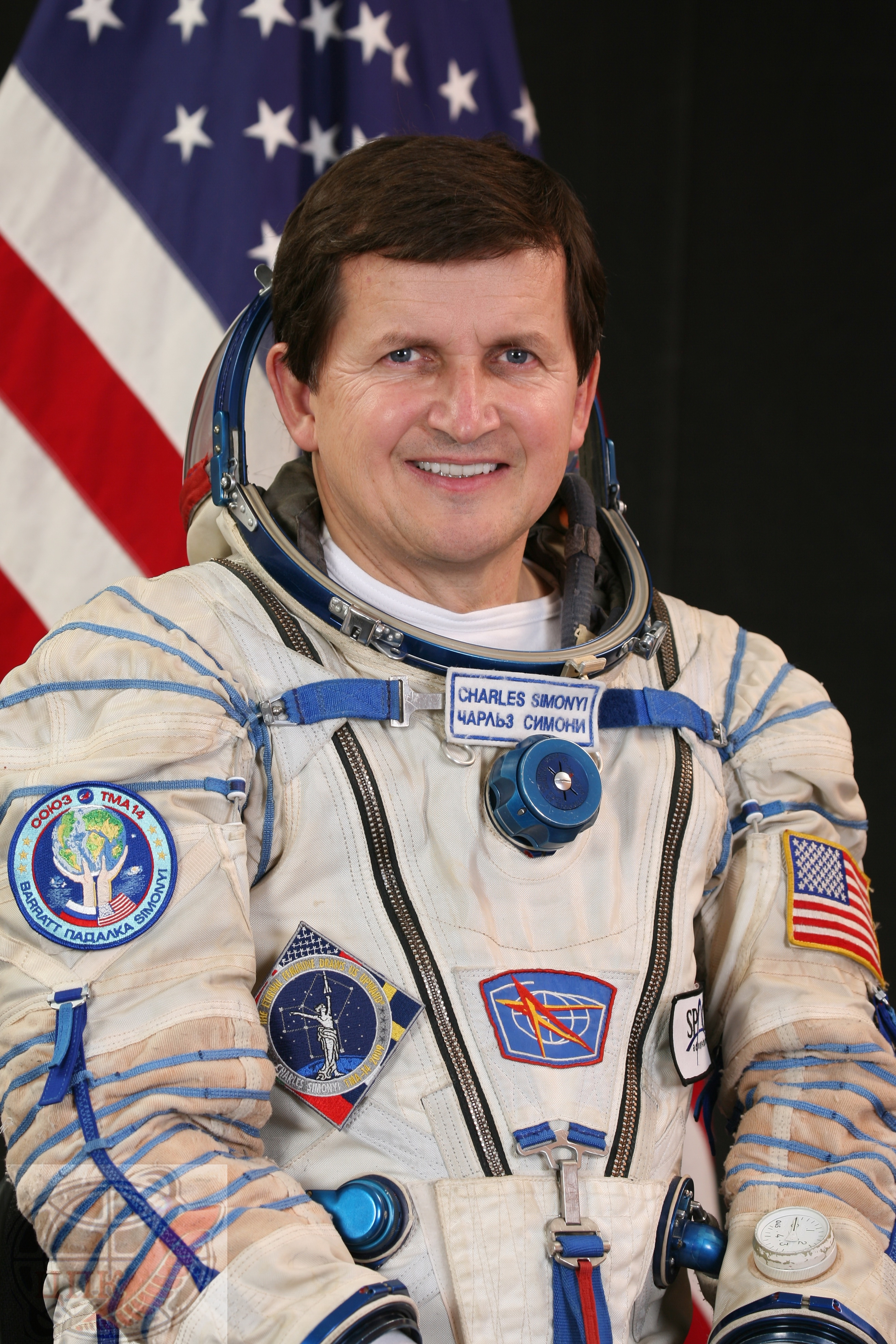 Charles Simonyi: Practicalities of Orbital Space Tourism - GeekWire