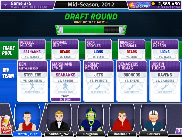 FlowPlay_5 Card Draft_Gameplay