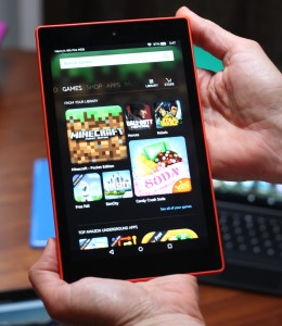Amazon Fire HD 8 is just one piece of recently launched hardware.