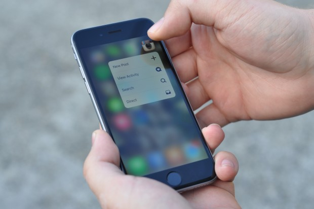 3D Touch may change the way you use your phone, but developers will have to get on board first
