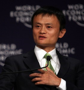"""Jack Ma 2008"" by World Economic Forum at en.wikipedia."