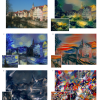"Photo via ""A Neural Algorithm of Artistic Style"""