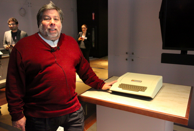 Photo Via Flickr/CreativeCommons/Robert Scoble/Steve Wozniak  Jobs That Are Left
