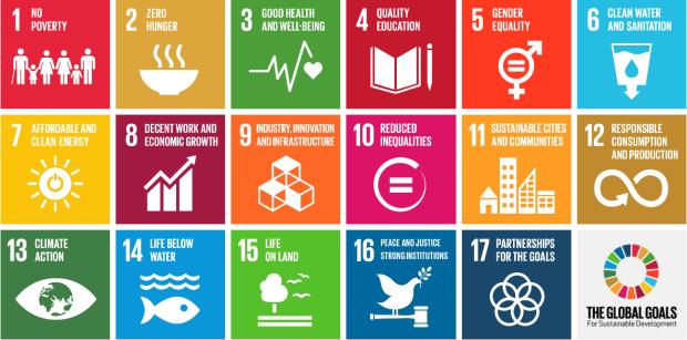Photo via Global Goals