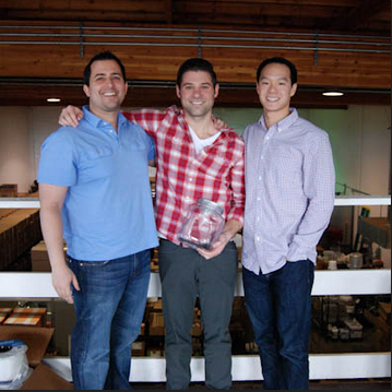 Candy Jar founders