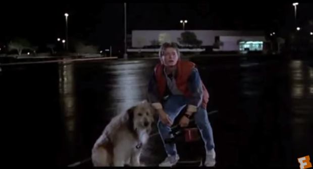 Photo via YouTube/Movieclips Trailer Vault/Back to the Future
