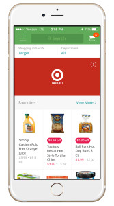 target grocery delivery