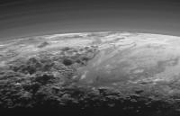 Pluto's edge