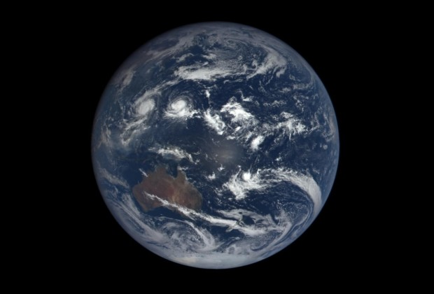 See Earth every day from a million miles away, thanks to NASA's EPIC website