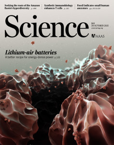 Science cover