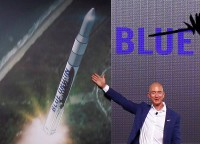 Bezos and Blue Origin