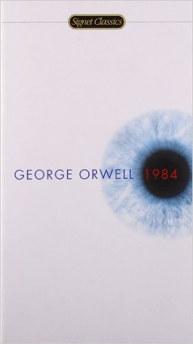 Photo via Amazon/George Orwell 1984