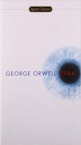 Photo via Amazon/George Orwell 1984
