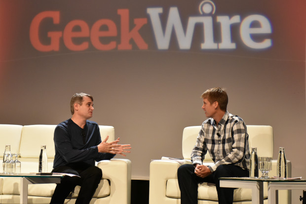 Greg Gottesman - GeekWire Summit 2015