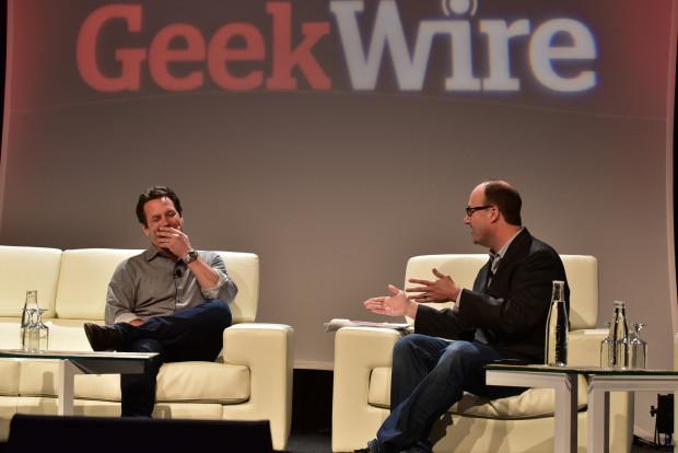 Phil Spencer - GeekWire Summit 2015