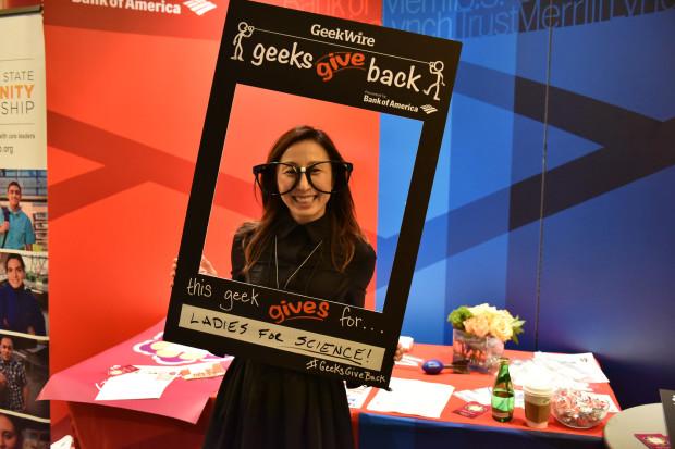 Geeks Give Back - GeekWire Summit 2015