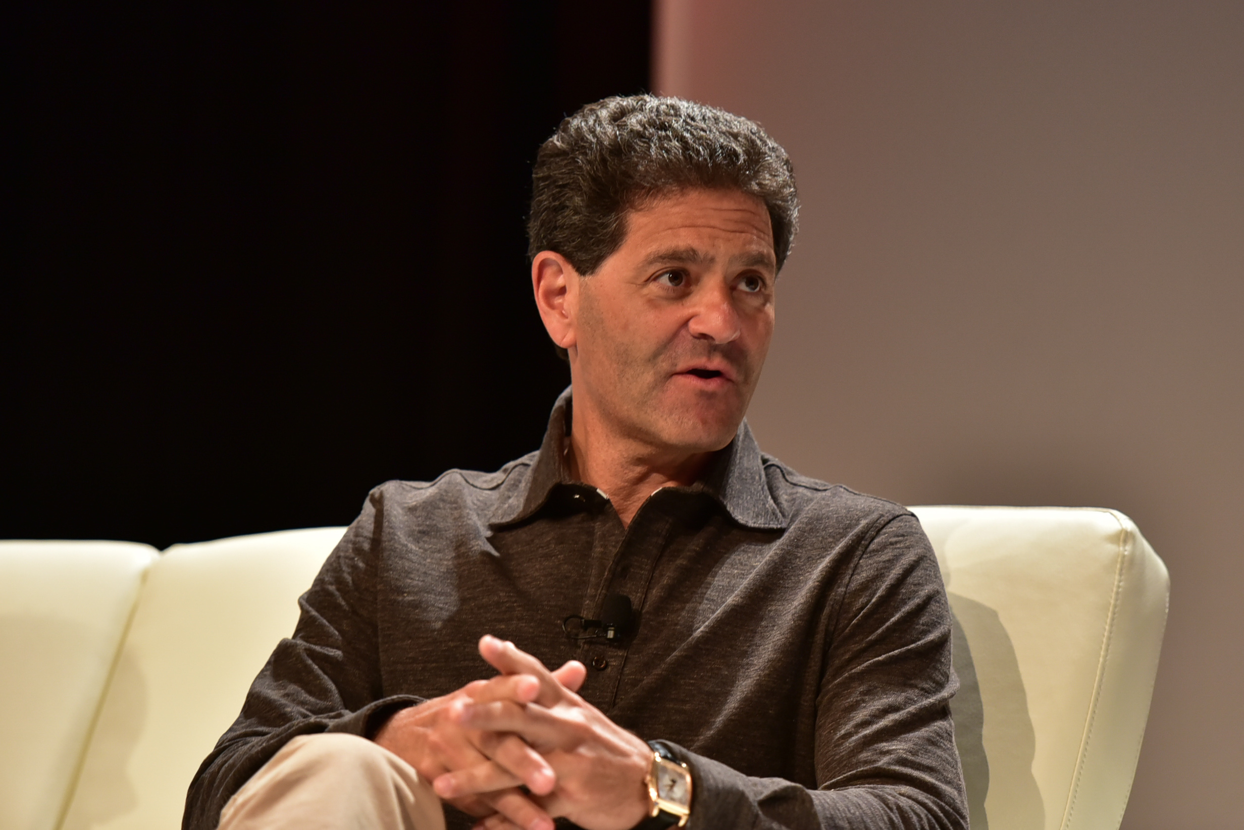 Nick Hanauer at the GeekWire Summit 2015