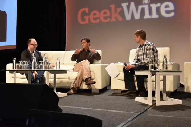 Nick Hanauer - GeekWire Summit 2015