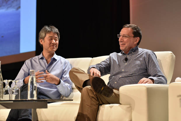 John Markoff & Peter Lee - GeekWire Summit 2015