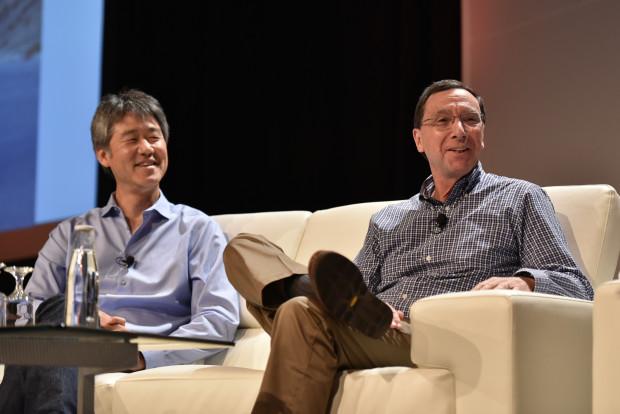 John Markoff & Peter Lee - GeekWire Summit 2015