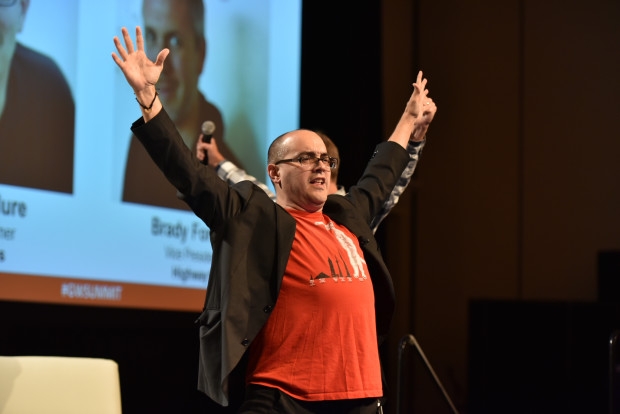 Dave McClure - GeekWire Summit 2015