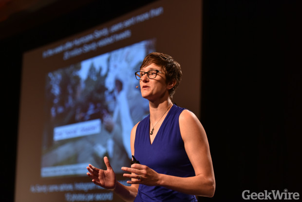 Kate Starbird - GeekWire Summit 2015