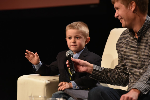 Minecraft, Microsoft and more: These kids have lots of feedback for the Head of Xbox