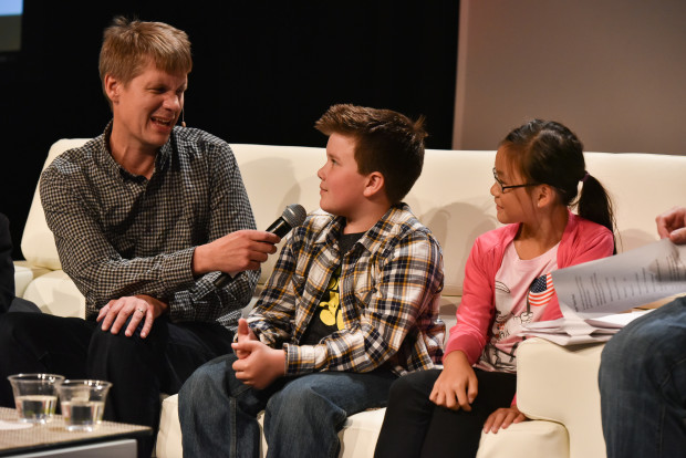 Kids Tech Panel - GeekWire Summit 2015