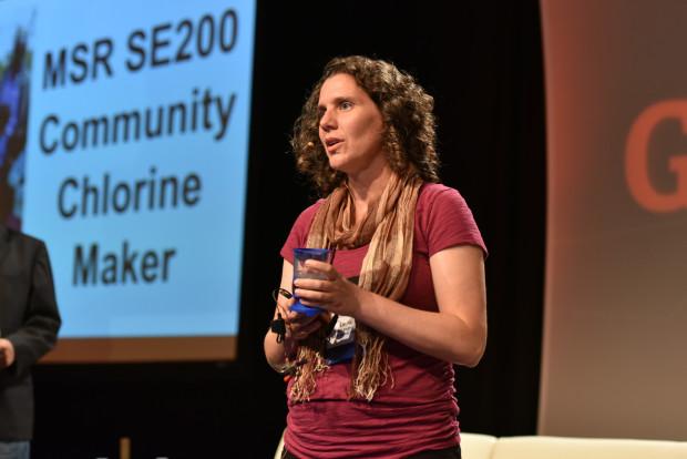Laura McLaughlin, director of MSR Global Health.