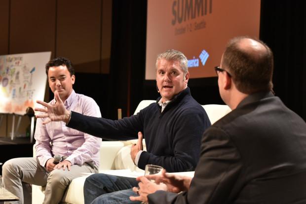 Eric Sprunk - GeekWire Summit 2015