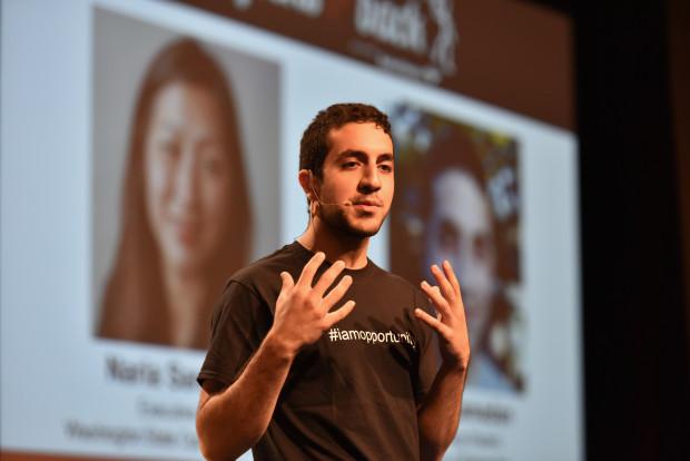 Mahdi Ramadan - GeekWire Summit 2015