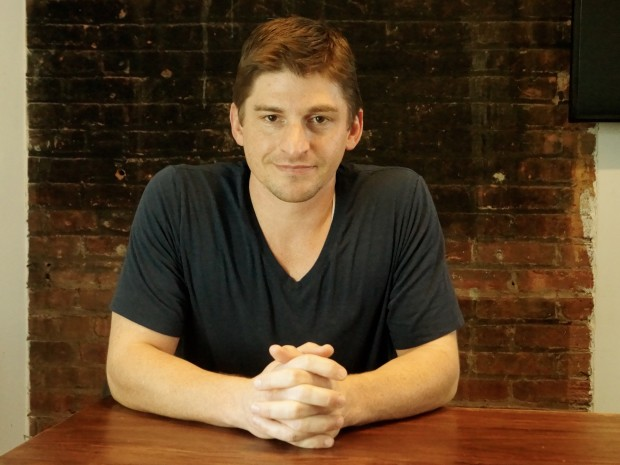 Former BigDoor and current Payability CEO Keith Smith (GeekWire Photo, Jacob Demmitt)