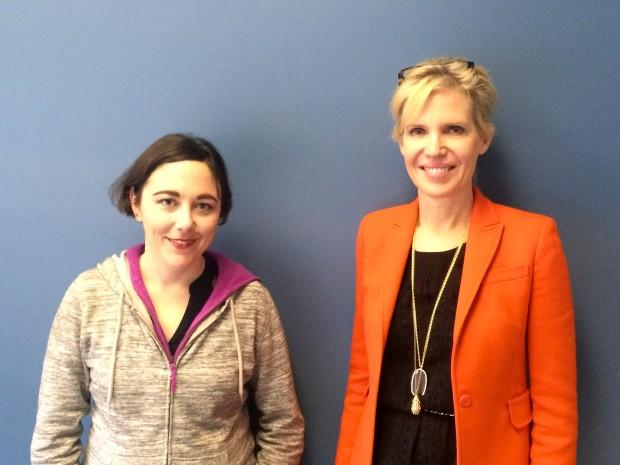 Erica C. Barnett and Heather Redman