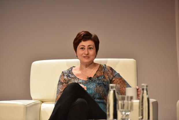 Former Amazon vice president Nadia Shouraboura.