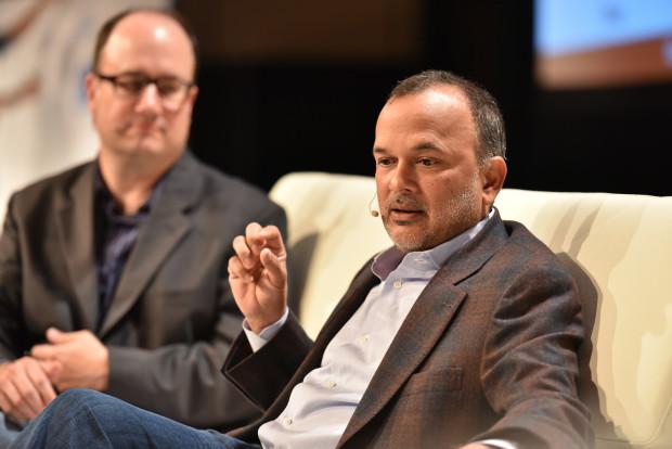 Concur CEO Steve Singh.