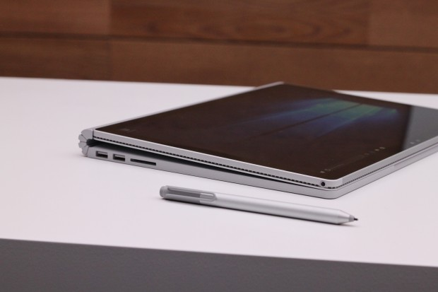 Microsoft's new Surface Book.