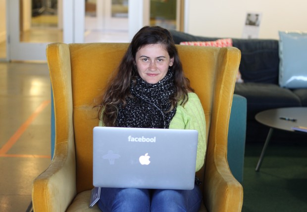 Facebook software engineer Elena Pricoiu has been working on 360 video in Seattle for the past few months.