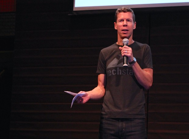 Techstars Seattle Managing Director Chris Devore.