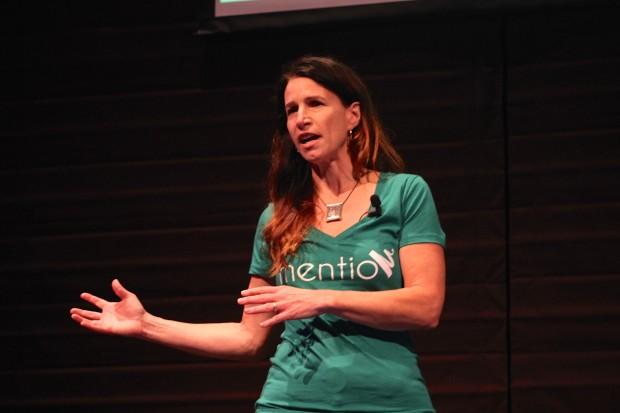 Mentio CEO Monique Morden.