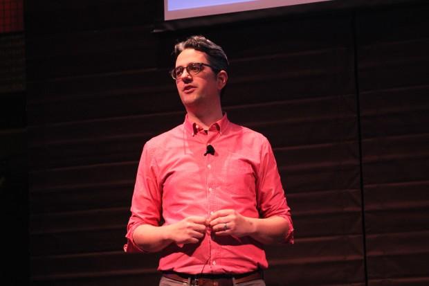 LightBoard CEO Brad Bouse.